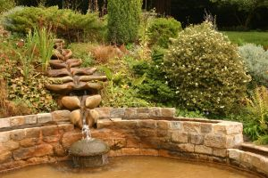 Chalice Well Fountain by FoxStox
