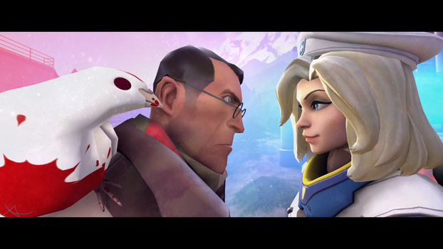 Rivalry (animation) by AdamIrvine