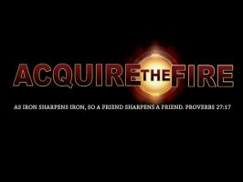 Acquire the Fire Wallpaper by denmarknow