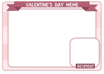 Eromania Meme: Valentines Day by Yunisaki