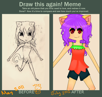 Draw This Again :D by amourex