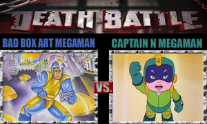 Death Battle Fight Idea 20 by Death-Driver-5000