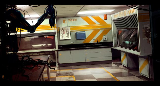 T3A_LABORATORY_CONCEPT by donmalo