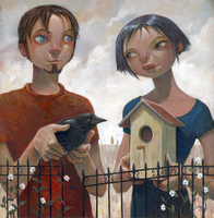 Home is Where the Heart Is by jasinski