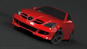 SLK-Class-Roadster-2008-R3 by AnalyzerCro