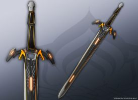 Bastard Sword Design by Studio4productions