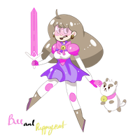 .:Bee and Puppycat:. by SmileyWizard1234