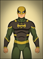 Iron Fist by DraganD