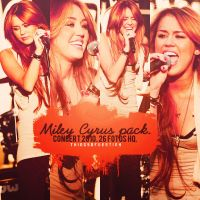 +Photopack005 - Miley Cyrus. by ThingsOfDestiny