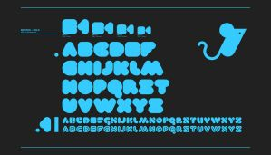 Mousou Font by emmgeetee