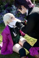 Black Butler - My beloved Butler by Hinata-chaan