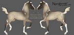 Nordanner Foal 2310 by SWC-arpg