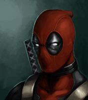 Deadpool by FonteArt