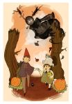 over the garden wall by stilolaps