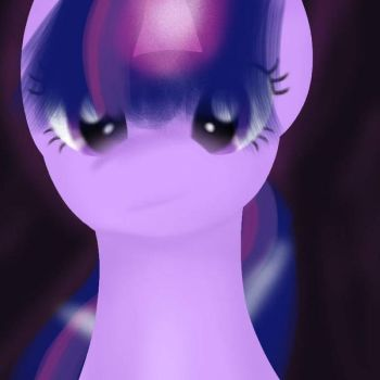 Twilight Sparkle by mlp-and-anime-rock