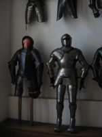 Two Suits of Armor by racehorse87-stock