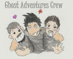 GAC BFFs by sarasprinkles