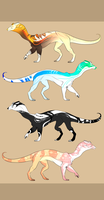 Sparkledragon adopts- OPEN by Pirate-Reaper