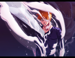 Bleach 459: Ichigo - Loss of fullbring by VitalikLoL