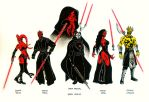 Sith Lords 2 by Joseph-Lazarus