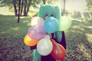 VOCALOID: Let It Go by hanakumi