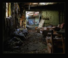 Urban Decay by BrandonRechten