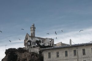 the ghost's of alcatraz by aesthetique