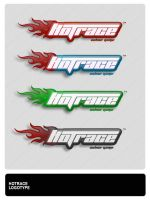 Hotrace logotype by melongray
