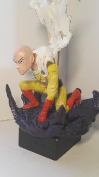 Saitama from One Punch Man by usernamedevianartcom