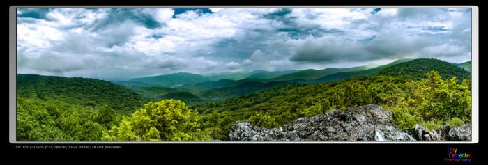 My First Panoramic by TroyCarpenterPhoto