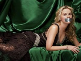 Reese Witherspoon Gagged 2 by N099ER