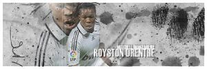 Royston Drenthe - Real Madrid by DisCal
