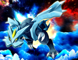 Kyurem: Frozen World by Xous54