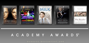 2009 Academy Awards Nominees by manueek