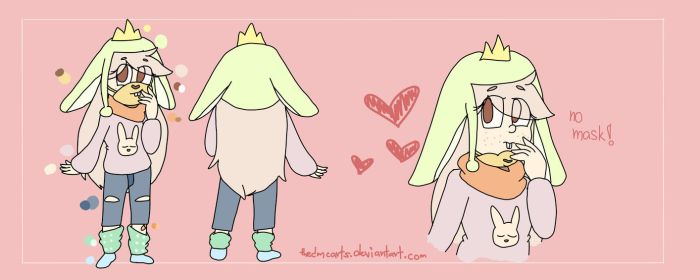 .:(OPEN) [OPTA] Bunny Humanoid Adopt! (='.'=):. by TheDMCArts