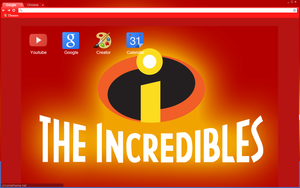 The Incredibles Theme by bandchromethemes