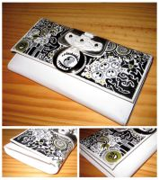 Customized Document-Case by New-Silicate