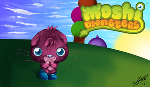 Poppet:moshi monsters by familyof6
