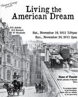 Poster: Living the American Dream by katyanoctis