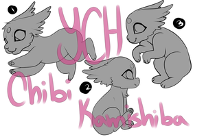 [YCH CHIBI Kamis ] :: OPEN :: 5 sloth only by Alekeiia