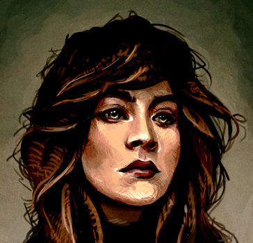 portrait practice by rad-i-cal