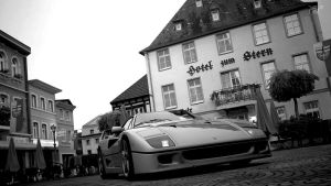 Ferrari F40 1992 by whendt