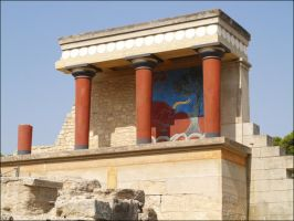 Knossos. by Chriisii