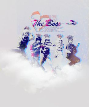 the boss band 007 by 1mona1