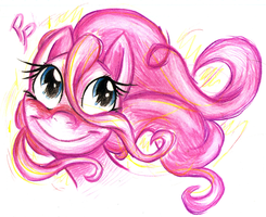 Pinkie Smile by Touhatsu