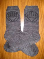 Black Lantern socks by BRuppert