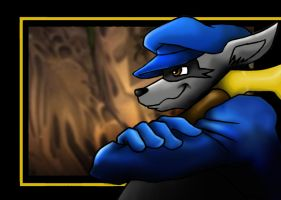 Sly Cooper by XxsonicforlifexX