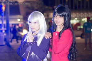 Aristocrat and idol by Hitomi-Cosplay
