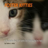 Foster Kitties Book Cover by imagesbysasha