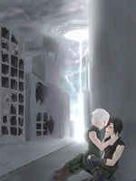 Together 'till our last breath by Rosellaz